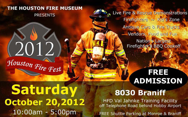 2012 Houston Fire Fest