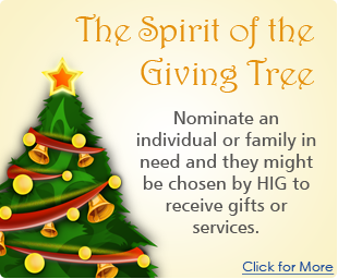 HIG Giving Tree