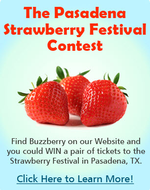 Win Tickets for Pasadena Strawberry Fest